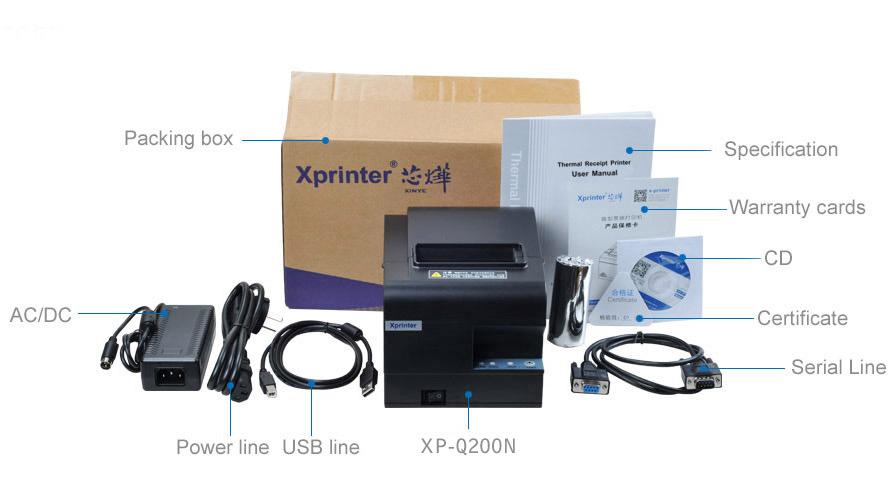 Xprinter XP-Q200N (8)