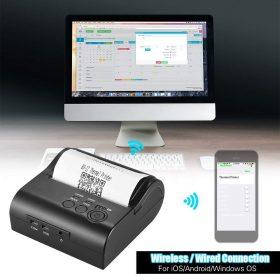 Máy in hóa đơn di động POS-8001W (1)