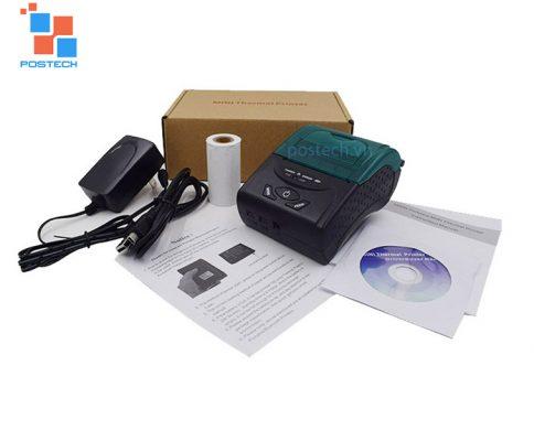 Máy in hóa đơn di động POS-5807DD by postech.vn