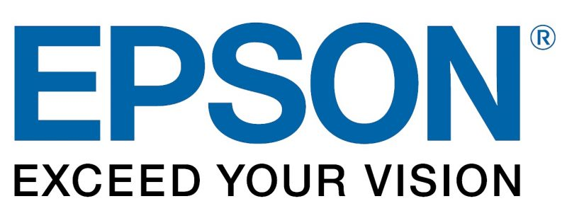 Epson logo by postech