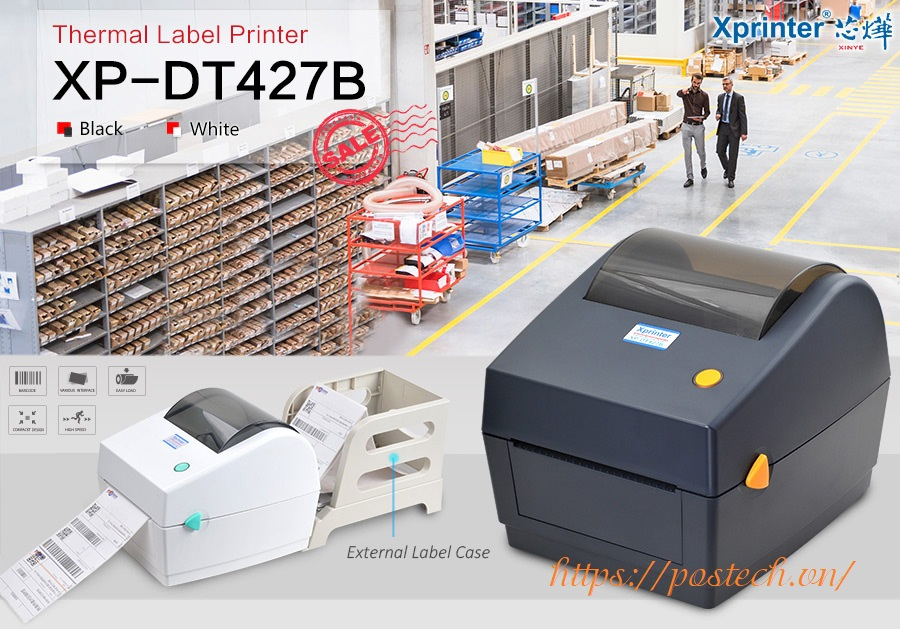 Xprinter XP-DT-427B (11)